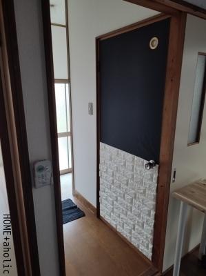 ■トイレのイメチェンの仕上げにサインプレート。_d0350221_07575785.jpg