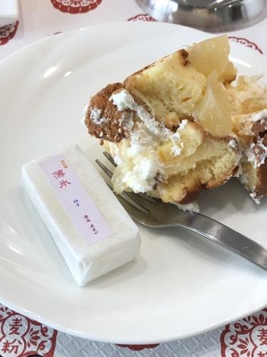 点心教室㉔『揚げパン&豆乳スープ』_e0159185_22220155.jpeg