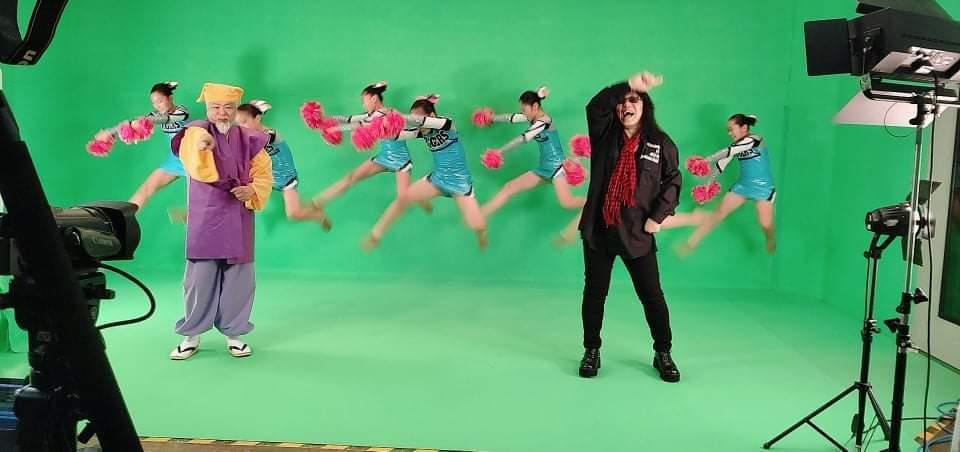「カギかけロックの唄」ミュージックビデオ撮影が完了ゲリラも!_b0183113_06371772.jpeg
