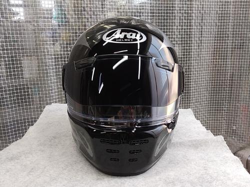 アライヘルメット謹製RAPIDE-NEOていう2輪用ヘルメットをペイントしてみた。_d0130115_18513008.jpg
