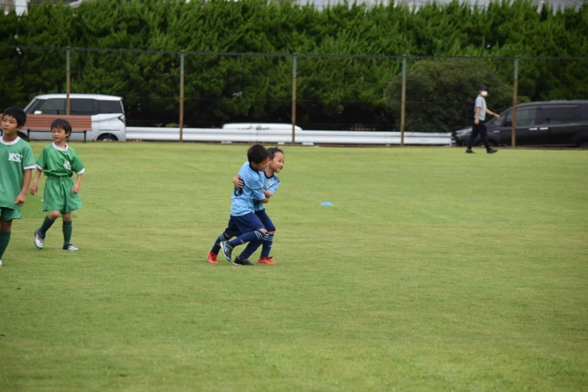 SLクラス 練習試合 (FC本郷、六浦少年)_a0109316_12420416.jpg