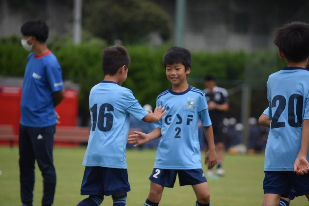SLクラス 練習試合 (FC本郷、六浦少年)_a0109316_12422604.jpg