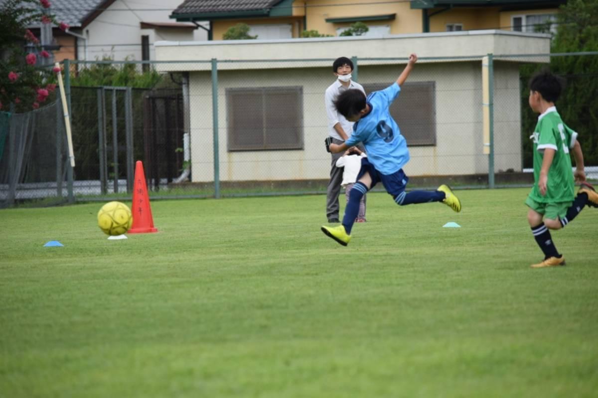 SLクラス 練習試合 (FC本郷、六浦少年)_a0109316_12423555.jpg