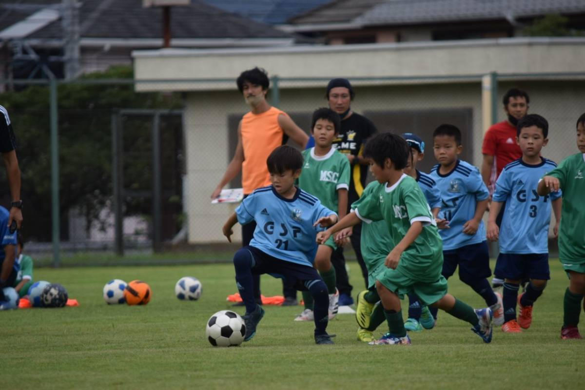 SLクラス 練習試合 (FC本郷、六浦少年)_a0109316_12432652.jpg