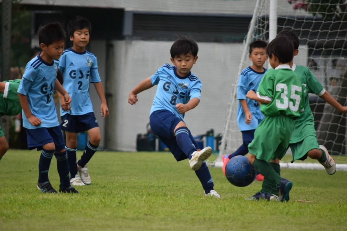 SLクラス 練習試合 (FC本郷、六浦少年)_a0109316_12435487.jpg