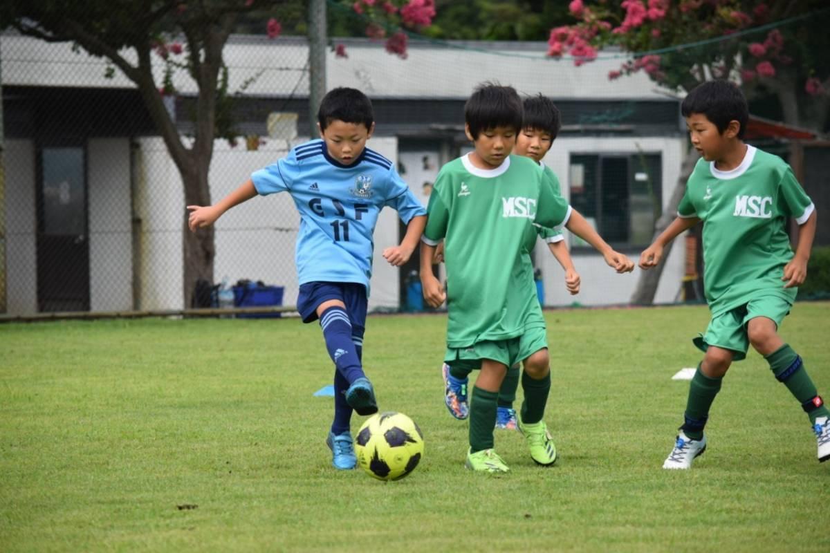 SLクラス 練習試合 (FC本郷、六浦少年)_a0109316_12471456.jpg