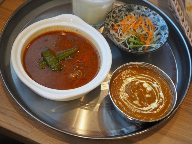 インド・ネパールカリー ルンビニフードカフェ(プレオープンメニュー)_d0153062_19581399.jpg