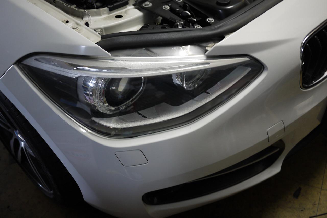 お初 BMW116i_d0171835_17001241.jpg