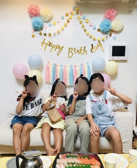 娘8歳のお誕生日会_d0257177_07432842.jpeg