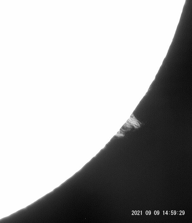9月9日の太陽_e0174091_16593257.jpg