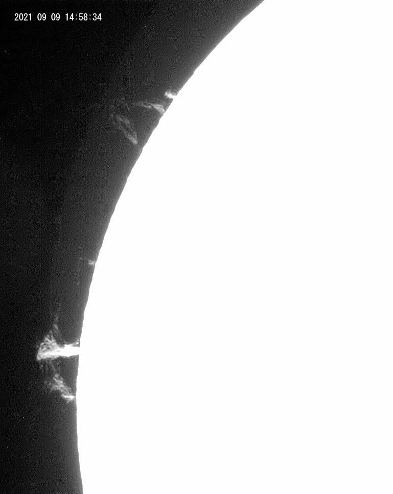 9月9日の太陽_e0174091_16593614.jpg
