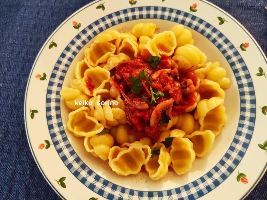 日曜日のプーリアマンマの手料理!_b0305039_02153090.jpg