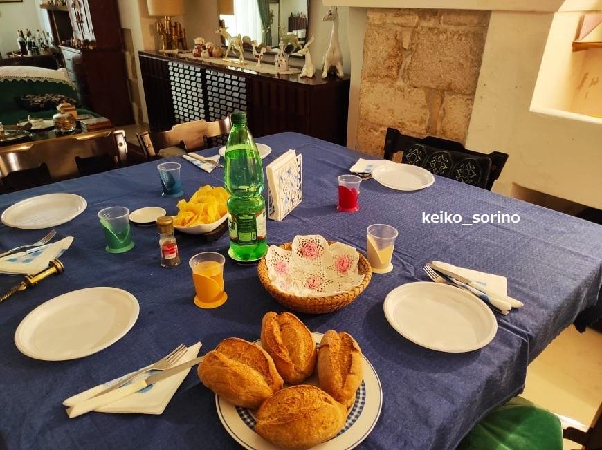 日曜日のプーリアマンマの手料理!_b0305039_02162754.jpg