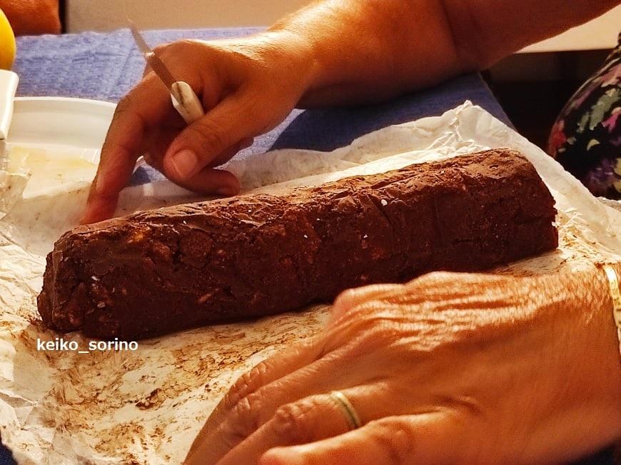 日曜日のプーリアマンマの手料理!_b0305039_02183276.jpg
