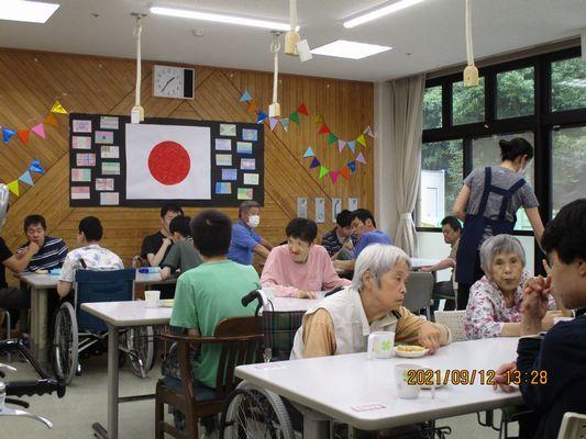 9/12 日曜喫茶_a0154110_13070685.jpg