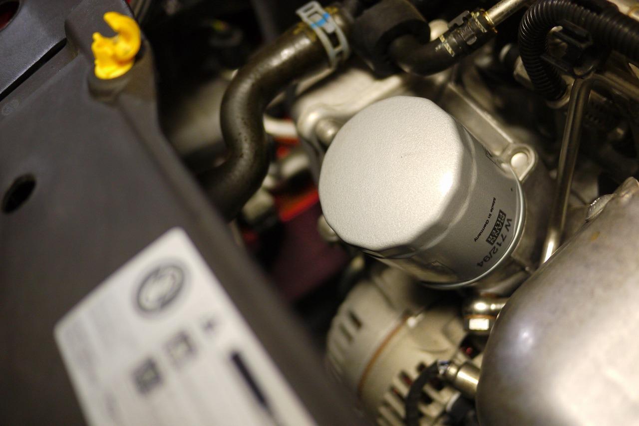 ザ ビートルのエンジンオイルフィルター最初は悩みますよね_d0171835_19470605.jpg