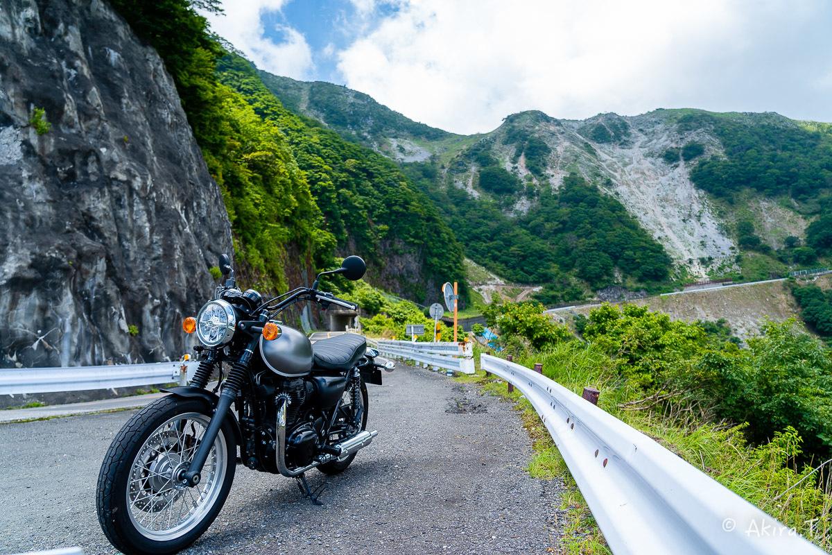 バイクは楽し!! KAWASAKI W800 STREET -24-_f0152550_22081232.jpg