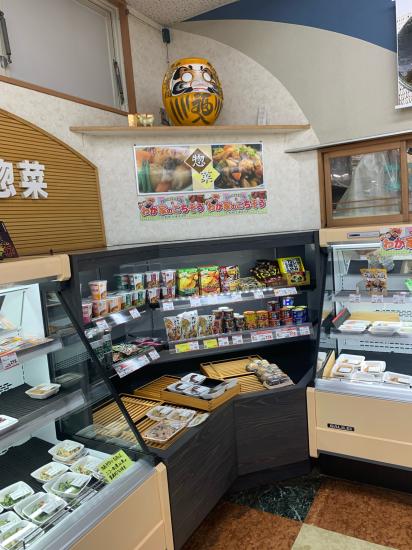 スーパーマーケット 陳列棚 別注製作_f0053665_13410271.jpg