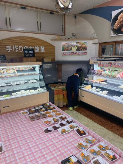 スーパーマーケット 陳列棚 別注製作_f0053665_13413164.jpg