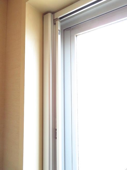 セイキのロール網戸『マドロール』を納品しました by interior styling of bright_c0157866_19255959.jpg