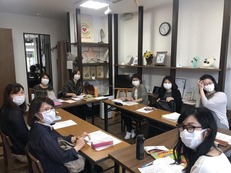 先生たちも勉強中😃_f0180576_16294453.jpeg