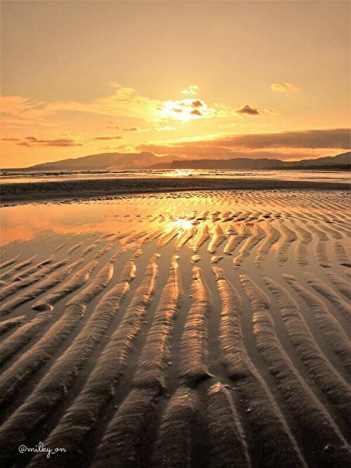 海の夕_d0177586_14245431.jpg