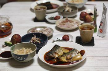 9/4~9/16 息子たちの帰省 魚料理_f0196800_18502564.jpg