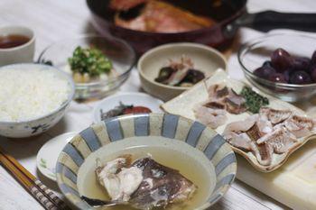 9/4~9/16 息子たちの帰省 魚料理_f0196800_18503121.jpg