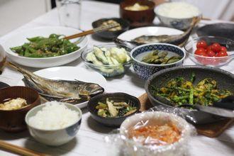 9/4~9/16 息子たちの帰省 魚料理_f0196800_18522042.jpg