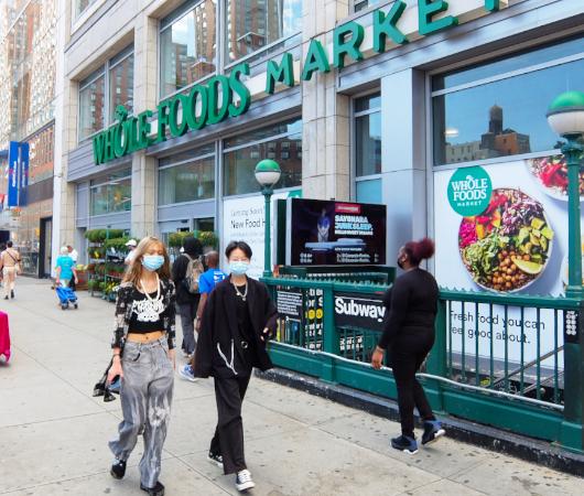NYのスーパー(Whole Foods)で建設中の新しいフードホールの目玉商品って何?_b0007805_05573493.jpg