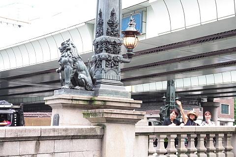日本橋で、アクション街歩き。_d0046025_22390595.jpg