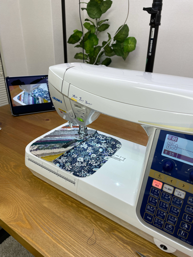 【ヴォーグ学園東京校バッグ講座】裁縫ケースとトートバッグ_f0023333_23123327.jpg