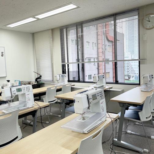 【ヴォーグ学園東京校バッグ講座】裁縫ケースとトートバッグ_f0023333_23123680.jpg