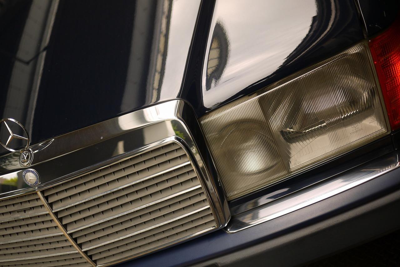 メルセデス ベンツ W124 オイル交換とオイルフィルター交換_d0171835_15232589.jpg
