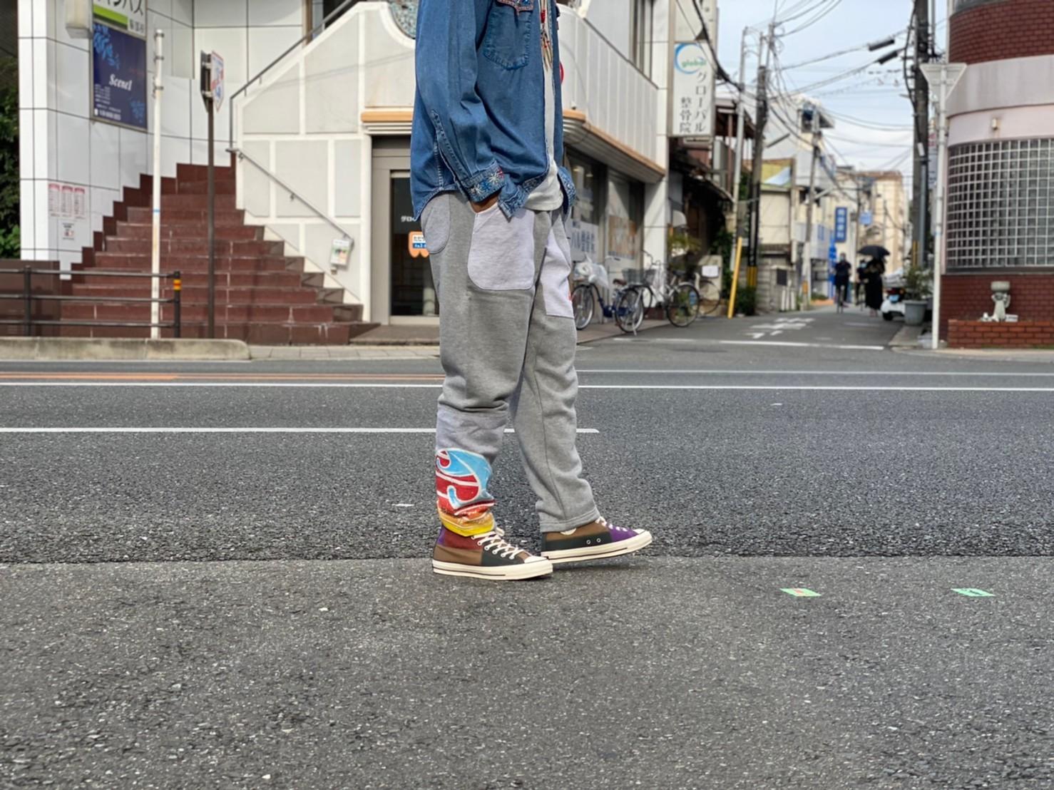 "\""Nasngwam.\""<<PUZZLE PANTS(GRAY)>>Style~NORI~_c0167336_22483919.jpg"
