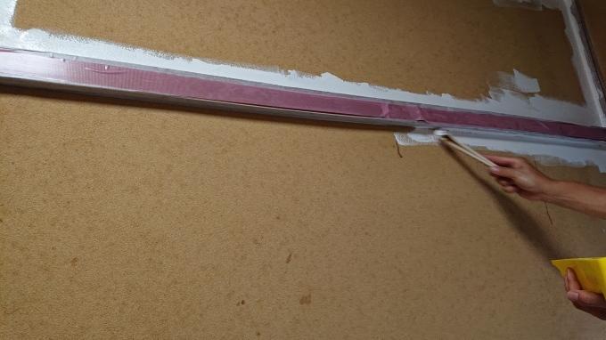 壁のペンキ塗り&確認お願いします♪_f0374160_22530225.jpg