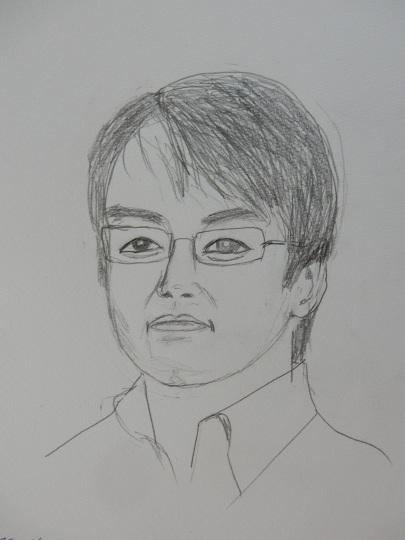 '21,9,16(木)彼岸花と愛ちゃんとこの人は誰?_f0060461_07484311.jpg
