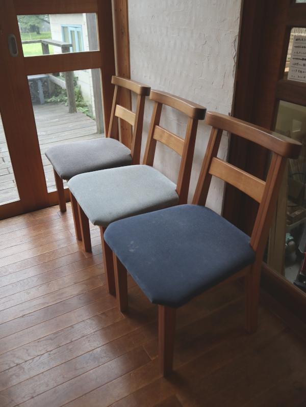 椅子の張り替え_d0075863_10191896.jpg