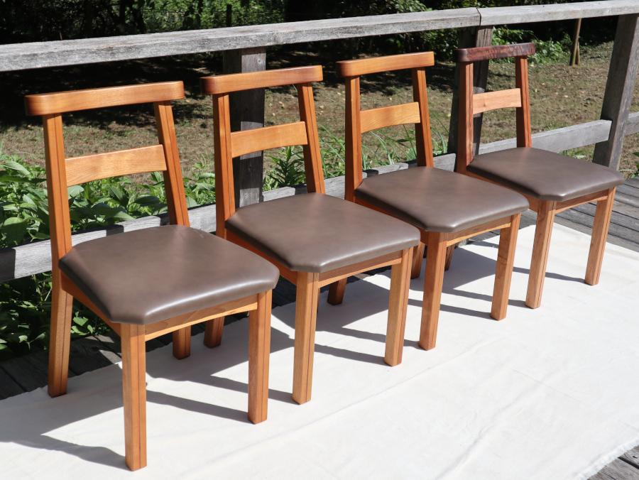 椅子の張り替え_d0075863_10194830.jpg