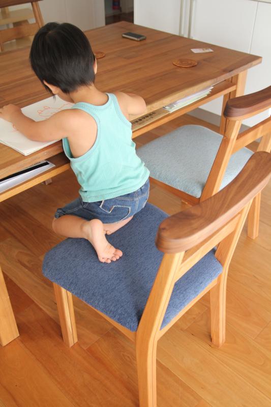 椅子の張り替え_d0075863_10195448.jpg