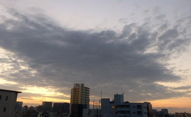 おはようモーニング~今度はうどんですかい4種セット_c0100865_05140991.jpg