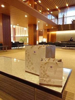 虎ノ門 ホテルオークラ オーキッド_a0264383_20063307.jpg