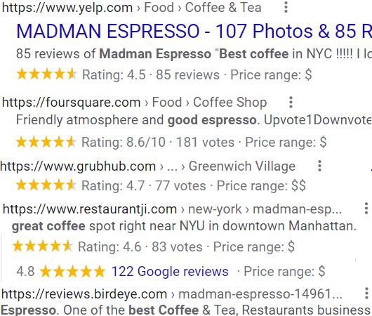 NYU学生街の雰囲気の良いカフェ、Madman Espresso(マッドマン・エスプレッソ)_b0007805_07055129.jpg