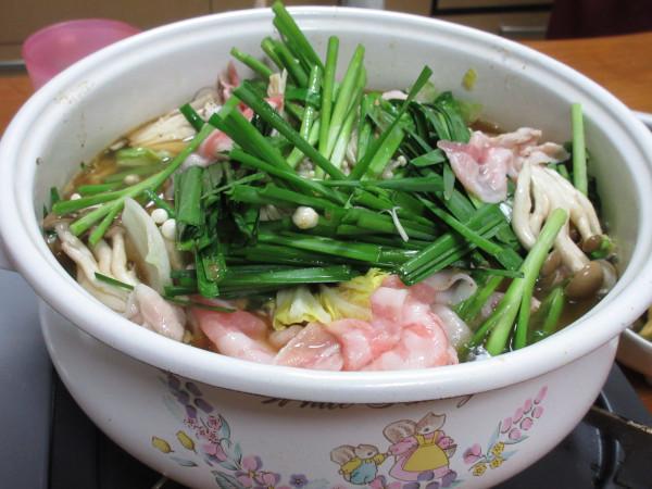 【ミツカン】炒めにんにく醤油鍋つゆ_c0152767_07450986.jpg