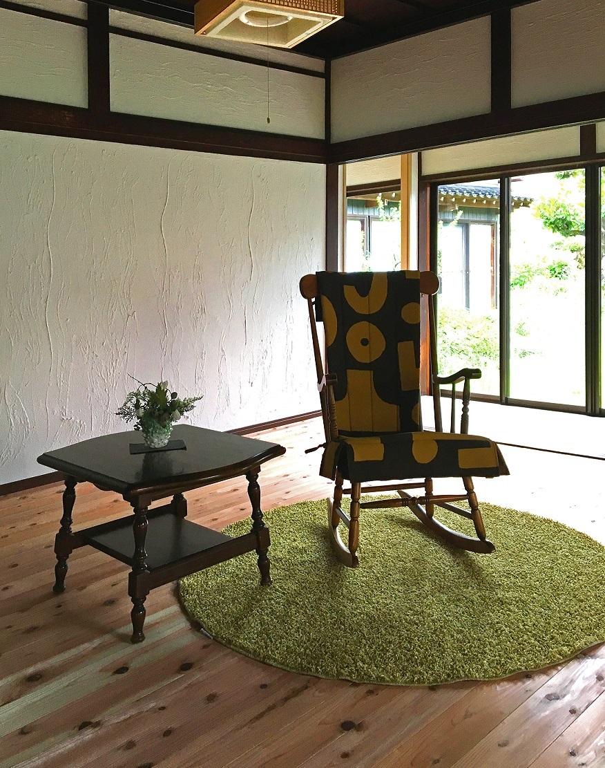 古民家再生ホームステージング実例 「インテリアスタイリングと家具」_d0224984_18290785.jpg