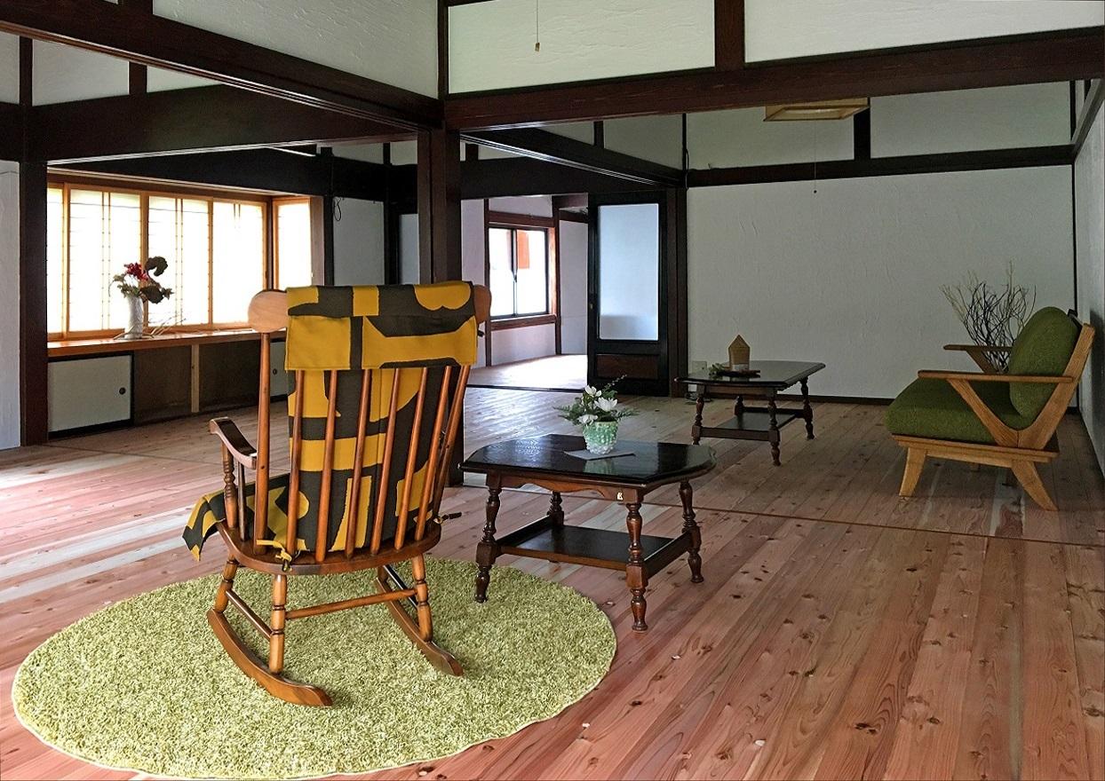 古民家再生ホームステージング実例 「インテリアスタイリングと家具」_d0224984_18291588.jpg