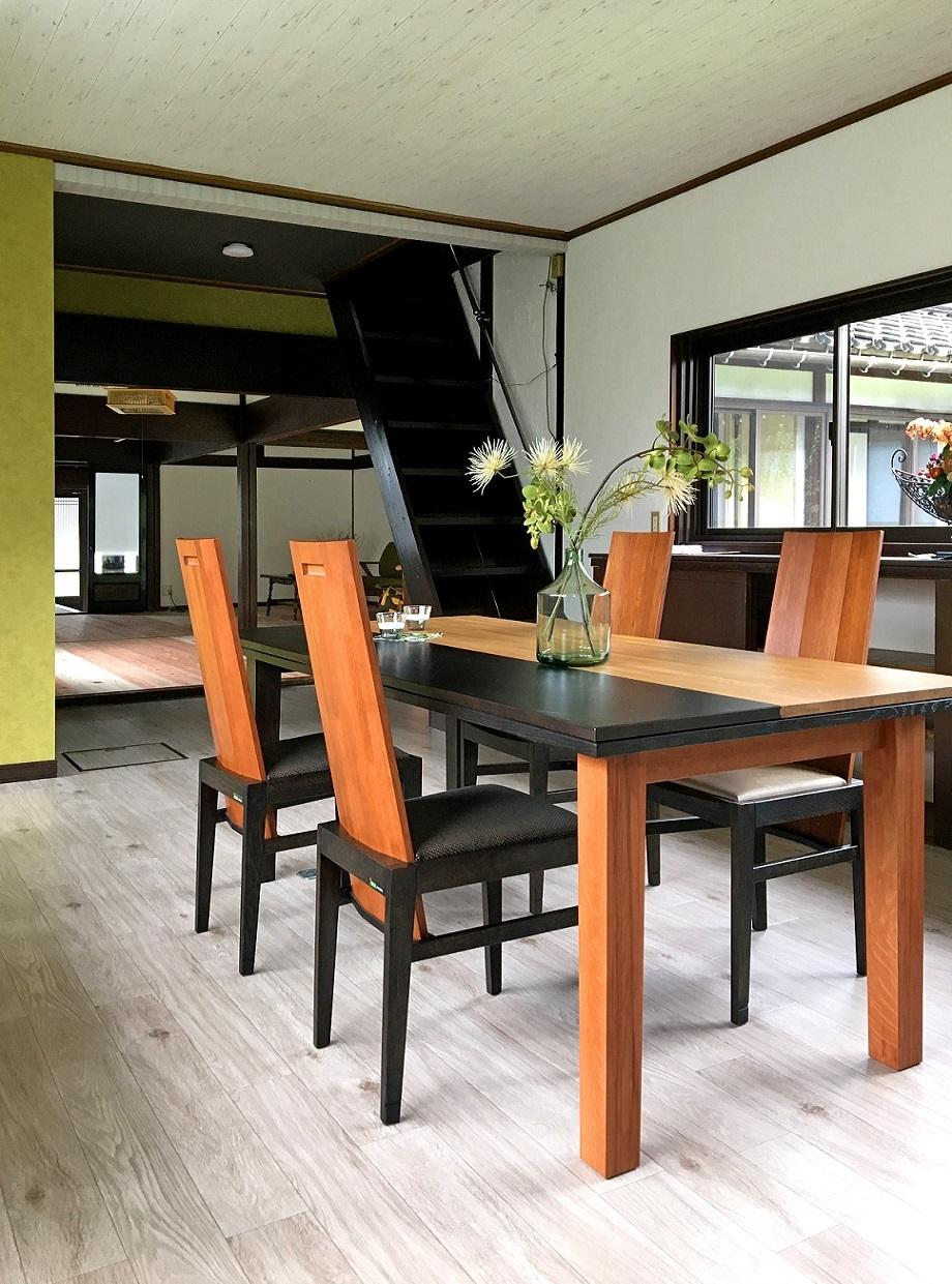古民家再生ホームステージング実例 「インテリアスタイリングと家具」_d0224984_18293965.jpg