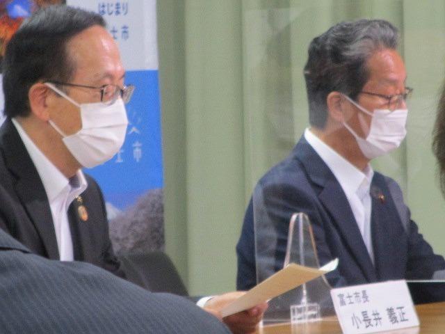 市長と富士市町内会連合会長が、国土交通大臣に「盛土規制に関する法整備」をオンラインで要望_f0141310_08274561.jpg