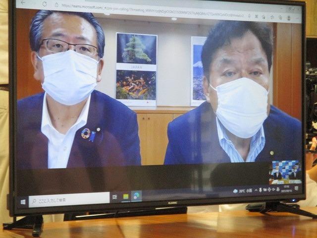 市長と富士市町内会連合会長が、国土交通大臣に「盛土規制に関する法整備」をオンラインで要望_f0141310_08280643.jpg