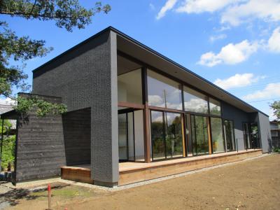 完成見学会「outdoor Living 庭と繋がる場所」@茨城県那珂市_b0195324_18593957.jpg